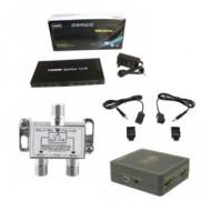 Оборудование для распределения и передачи HDMI-сигналов