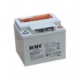 Аккумулятор DMC 12-40GEL (40A*ч 12В)