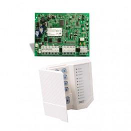 Прибор приемно-контрольный DSC PC-1616 (1565)