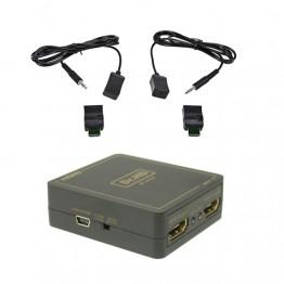 Делитель HDMI SP 1x2 + IR Extender