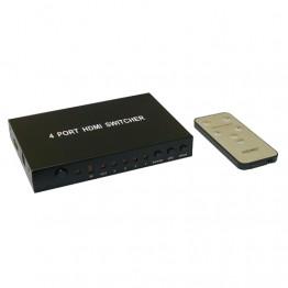 Коммутатор HDMI SW 4x1 HMX-A4
