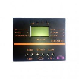 Контроллер заряда SOLAR60 12/24В
