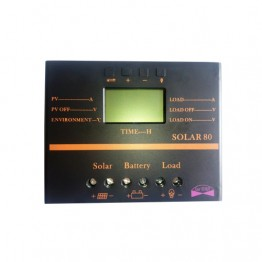 Контроллер заряда SOLAR80 12/24В