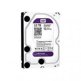 Жесткий диск 3 ТБ WD purple